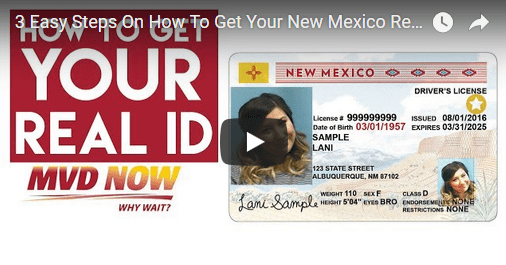 How to get your real id video
